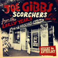 REGGAE ANTHOLOGY-SCORCHERS FROM THE EARLY YEARS