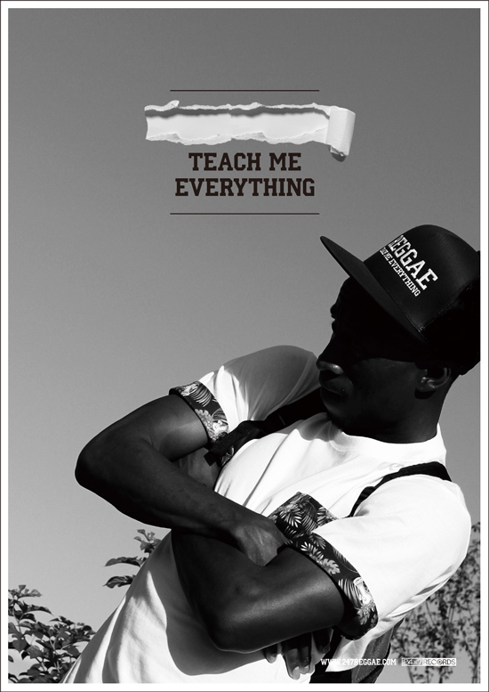 REGGAE TEACH ME EVERYTHING 2014 AUTUMN & WINTER