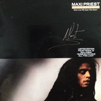 How Can We Ease The Pain? / MAXI PRIEST