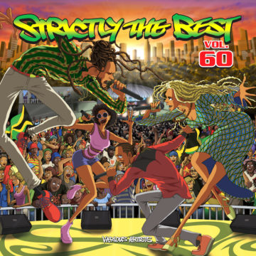 STRICTLY THE BEST VOL.60 - REGGAE & DANCEHALL