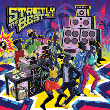 STRICTLY THE BEST VOL.61 - REGGAE & DANCEHALL