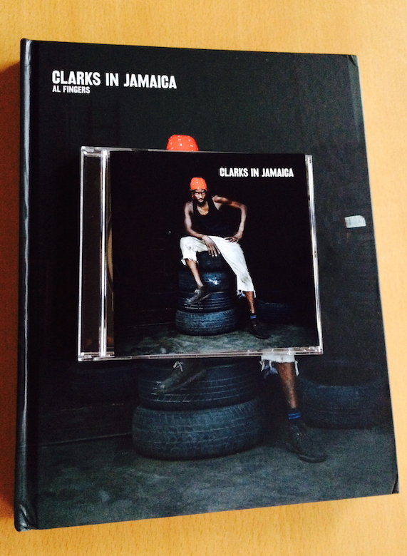 ClarksInJamaica CD&Book