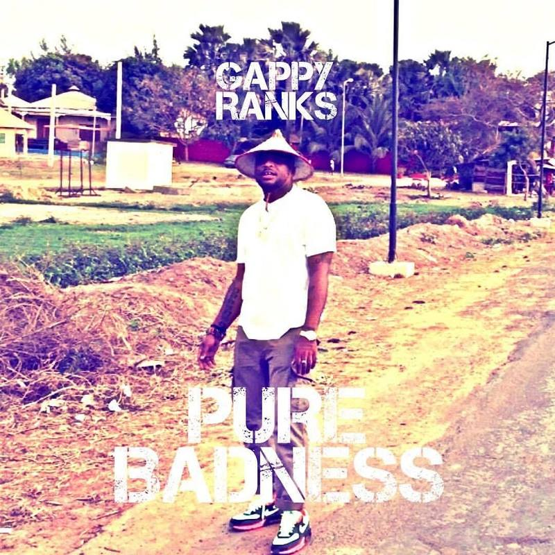HCM50184_GAPPY RANKS_PURE BADNESS_S