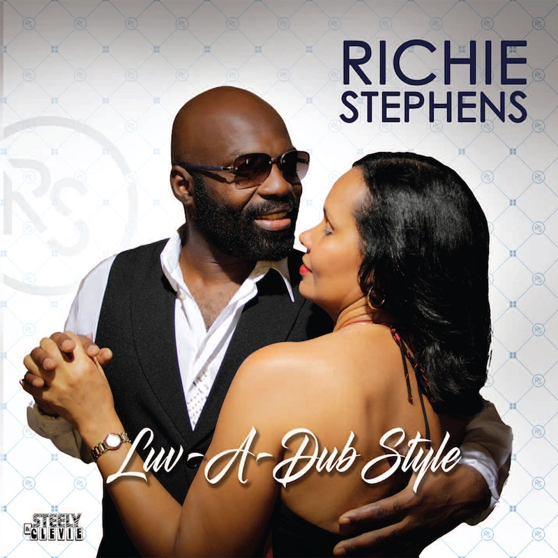 Richie Stephens - Luv-A-Dub Style (feat. Bounty Killer) - Artwork