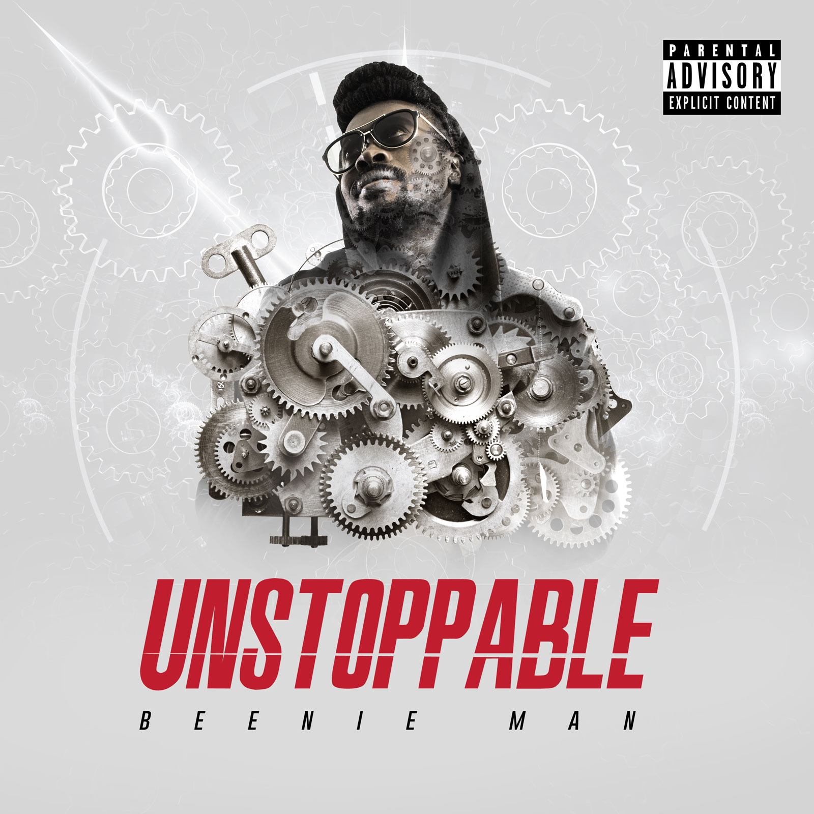 Unstoppable Album-Artwork